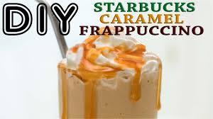 starbucks caramel frappuccino recipe. Unique Caramel How To Make Starbucks Caramel Frappuccino Recipe That Works With Frappuccino