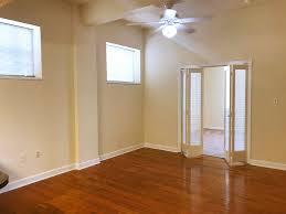 zoom image spacious living room with hardwood floors