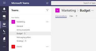 Icrosoft Com Private Channels In Microsoft Teams Microsoft Teams