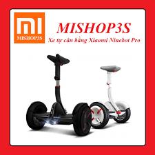 Xe 2 bánh tự cân bằng thông minh Ninebot mini Pro