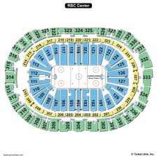 Raleigh Coliseum Seating Chart 16 Unexpected Rbc Center Hockey Seating Chart