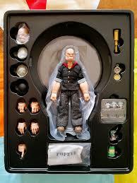 Mezco Toyz 76470 1/12 POPEYE 6 inch Action Figure NEW IN STOCK 699918983019  eBay #Ad , #spon, #POPEYE#Mezco#Toyz | Action figures, Popeye, Figures