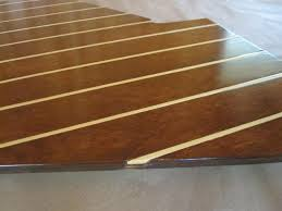 lovely faux teak flooring with regard to holly sole sailboatowners com forums floor