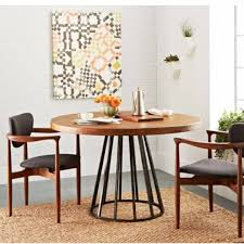 Tsdtr 001 Solid Wood Round Dining Table Office Tsdt Furniture