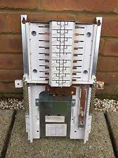 hager fuse business, office & industrial ebay hager consumer unit instructions at Hager Fuse Box