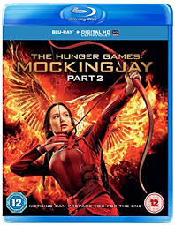 the hunger games mockingjay part 2 blu ray 2016