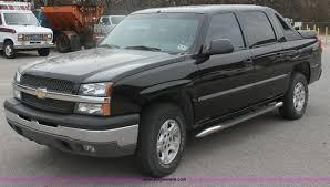2003 Chevrolet Avalanche K1500 | Item 6532 | SOLD! December ...