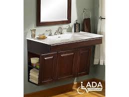 Ada Compliant Bathroom Vanity 80 Inch And Over Vanities Bathroom Sink Vanities Double Sink