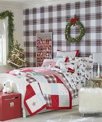 Kids Christmas Bedding - Santa Holiday Christmas Quilt & Kids Christmas Bedding Set Adamdwight.com