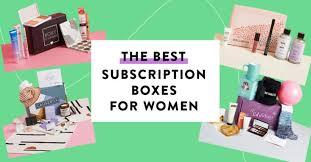 best subscription bo for women 2018