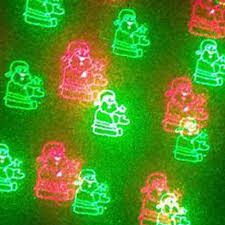 Laser Light Projector Holiday Design Laser Light Projector 12 Patterns Red Green Blue