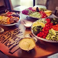 Housewarming party food | coffee shop | Pinterest