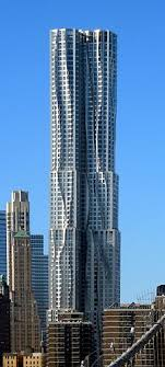 postmodern architecture gehry. The Tower At 8 Spruce Street In Lower Manhattan, Completed February 2011, Has A Stainless Steel And Glass Exterior Is 76 Stories High (2011) Postmodern Architecture Gehry
