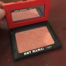 the balm hot mama bronzer