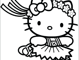 Funny Cat Coloring Pages Mosshippohaven