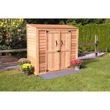 outdoor wood shed 6 x 3 cedar garden storage shed best wood shed plans