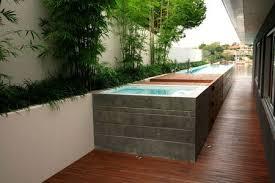 Image Inground Pool Raised Pool Lap Pool Designs The Spruce 50 Beautiful Swimming Pool Designs