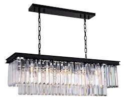 sydney 12 light matte black chandelier