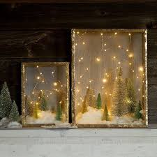 How To Decorate Shadow Boxes Vanity Closet Christmas shadow boxes Shadow box and Box 27
