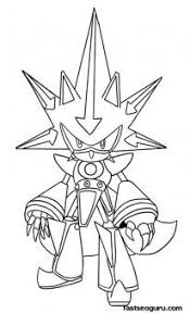 Small Picture Sonic Coloring Pages Shadow Sonic Coloring Pages Coloring