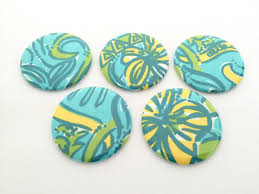 delta delta delta pocket mirrors made with lilly pulitzer fabric gifts for tri delta
