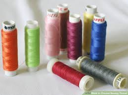 What Kind Of Thread For Sewing Machine