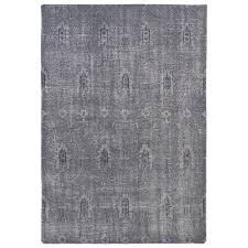 kaleen restoration grey 9 ft x 12 ft area rug