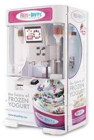 Froyo Vending Machine Cool Lawsuit A Drag On Fresh Healthy Plan Franchise Times JuneJuly