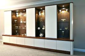 full size of floating glass wall shelves for living room corner display cabinet cabinets mounted cool