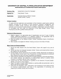 sample athletic resumes athletic training resume sample sample athletic training resume