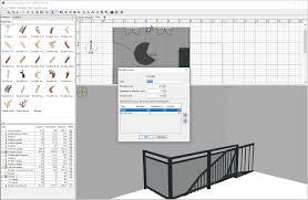 Vue Aérienne 3D De La Maison à étage Edition Du0027un Niveau Dans Sweet Home 3D