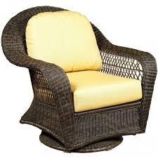 remarkable swivel rattan chair cushions replacements rattan swivel rocker chair replacement cushions