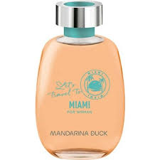 <b>Let's Travel</b> To Miami for Woman <b>Mandarina Duck</b> - женский парфюм
