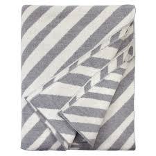 striped throw blanket  peugennet