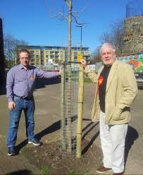 labour councillors representing caledonian ward in islington paul bingfield street tree 3 rupert and richard 20140316 131507 web