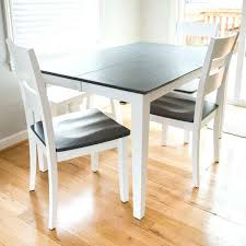white and grey dining table and chairs dining table with grey wood stained top and white white and grey dining table