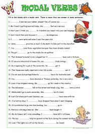 modal verbs esl worksheets