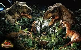 Jurassic Park T Rex - wallpaper.