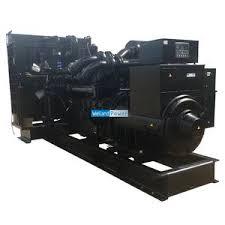 diesel generator. A Welland Power WP1125 Diesel Generator Powered By Perkins 4008-30TAG3 Engine.