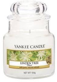 "<b>Ароматическая свеча</b> ""Липа"" - Yankee Candle <b>Linden Tree</b> ..."