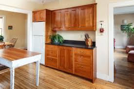 oak shaker style kitchen cabinets