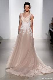 blush wedding dresses chwv