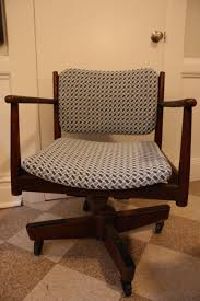 reupholster office chair. Image Of: Fabric Reupholster Office Chair