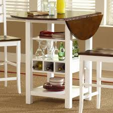 lovely small foldable dining table for interior remodel ideas with