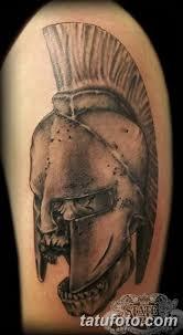 фото рисунка тату шлем спартанца 09102018 132 Spartan Helmet