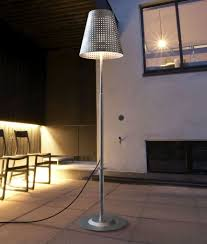 can also be used as a free standing patio light when used with a base