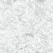 Curly Patterns And Designs Seamless Abstract Curly Floral Pattern Model For Design Of Gift