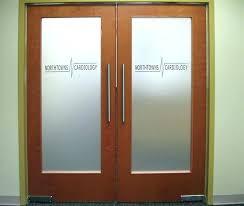 office doors with glass. Glass Office Door. Door Doors Design Fancy Ideas Delightful Frosted . With L