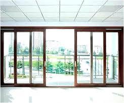 12 foot sliding glass door patio door sliding glass doors great exterior sliding french patio doors