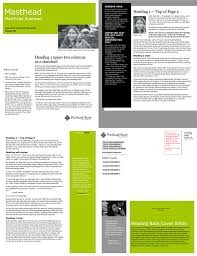 Free Email Newsletter Templates To Create E Newsletters For Any Busines